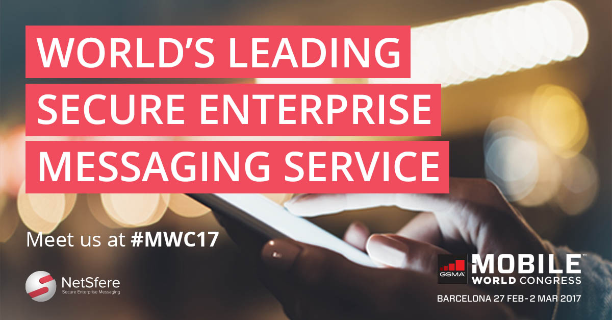 Meet Us at MWC17