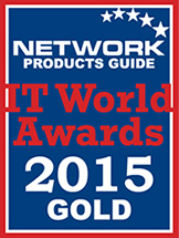 2015 Network Products Guide Award