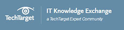 TechTarget - IT knowledge Exchange, a tech target exper community
